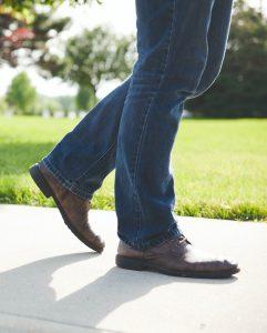 O pereche de pantofi casual de barbati din piele naturala sunt alegerea ideala pentru o tinuta casual care iti ofera incredere