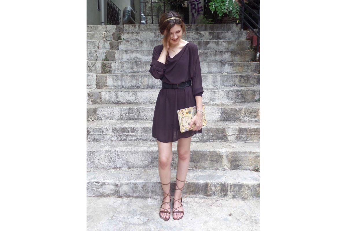 Pe Lavis.ro poti gasi sandale din piele naturala de dama ce poate fi asortata stilului tau elegant de la petrecere